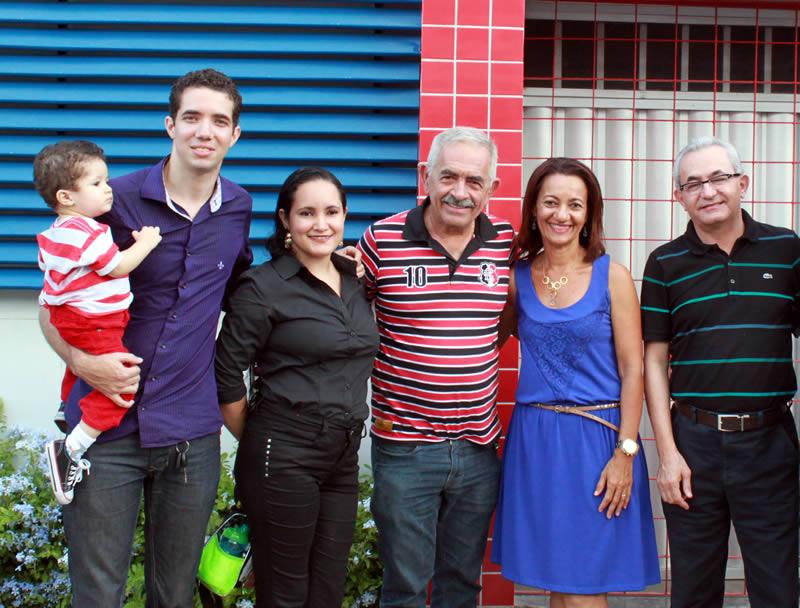 (01) Paulo Fernando recebe apoio de Yves Ribeiro para se candidatar a vereador do paulista