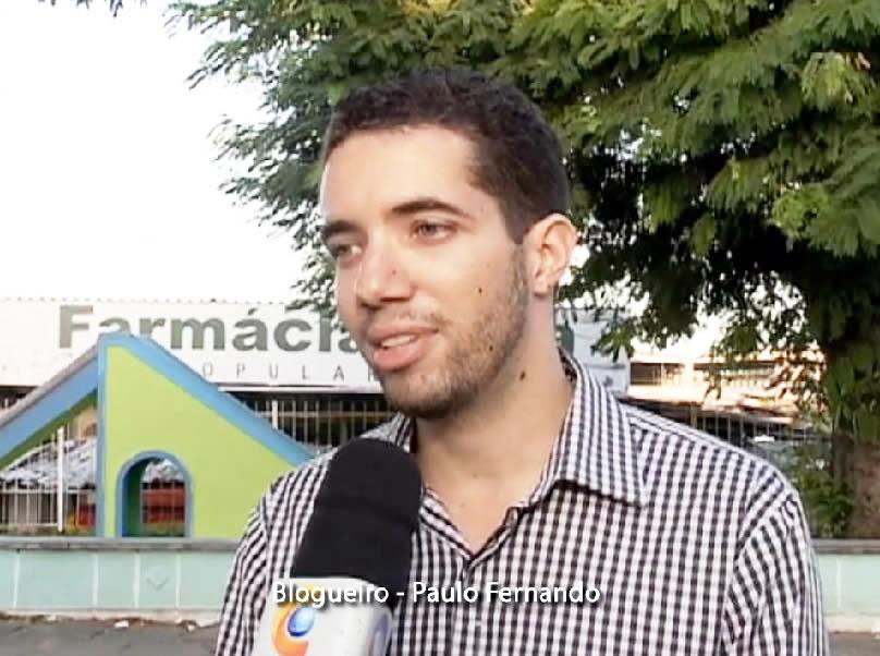 (03) Conheça Paulo Fernando de Paulista