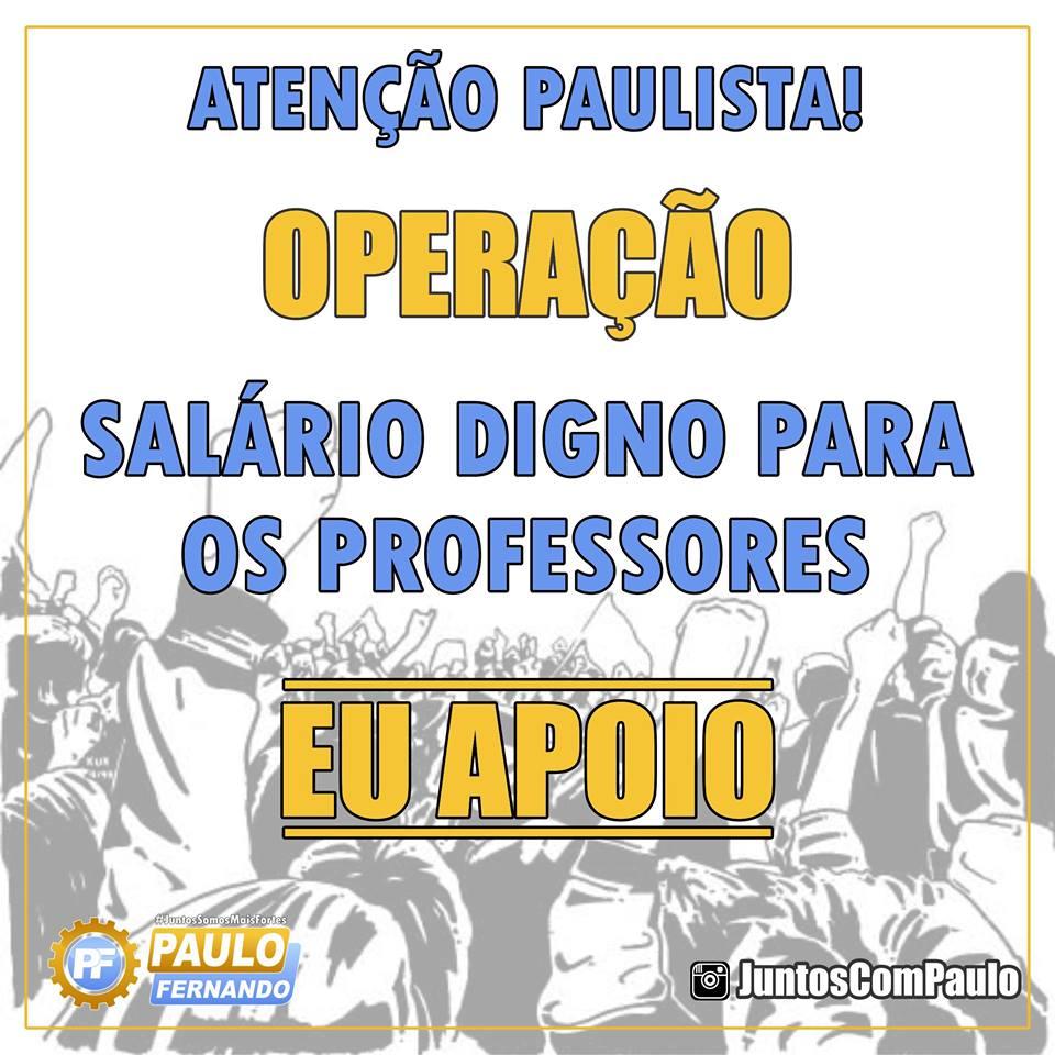 2 Paulo Fernando luta por uma educação melhor