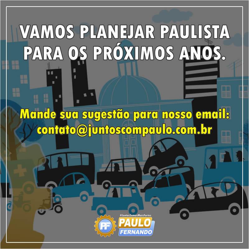 O legislativo do Paulista está acomodado