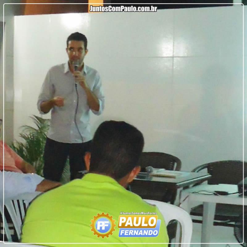 Paulo Fernando discursa com os Paulistenses (3)