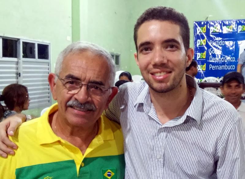 Paulo Fernando e Yves Ribeiro 2016