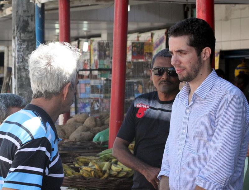 Paulo Fernando inquieta a oposição