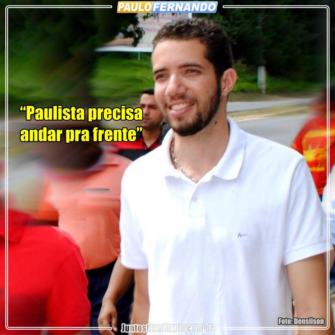A máquina do tempo de Paulo Fernando
