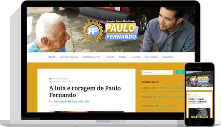 Paulo Fernando está cada vez mais próximo dos Paulistenses