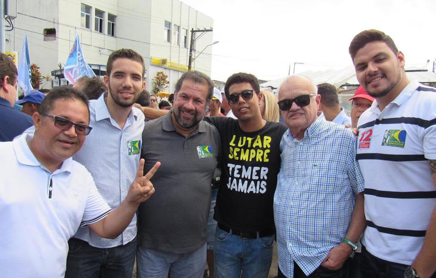 Pelos quatro cantos do Paulista
