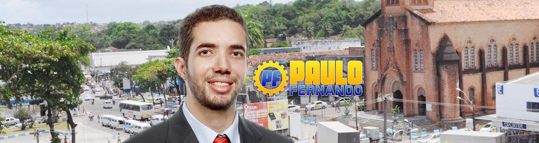 Juntos com Paulo Fernando